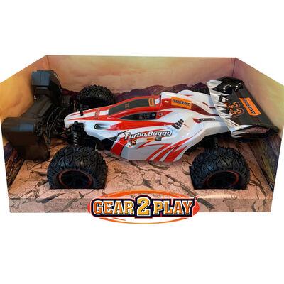 Gear2Play Voiture de course télécommandée Turbo Buggy 1:10