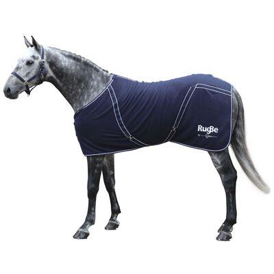 Covalliero Couverture polaire chevaux RugBe Classic 125 cm Bleu marine