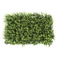 Haie Artificielle - Tapis Artificiel - Plante Artificielle - 60x40cm -