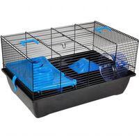 Cage pour hamster jaro1 50x33x27cm