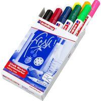 edding Marqueurs à craie 10 pcs Multicolore 4095