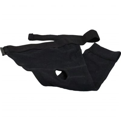 Culotte chien luvly M - noir