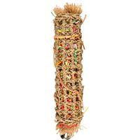Papyr jouet perruche tube grand