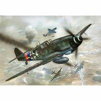 Maquette avion : Messerschmitt Bf 109 G-10