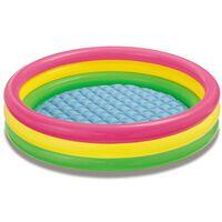 INTEX Large Rainbow Swimming Pool