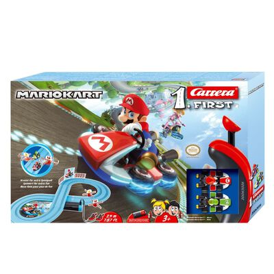 Carrera FIRST Voiture miniature et piste Nintendo Mario Kart 1:50