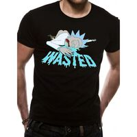 Rick And Morty - Wasted  T-Shirt