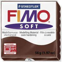 Pâte Fimo 57 g Soft Chocolat 8020.75 - Fimo