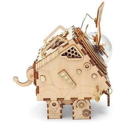 Robotime Boîte à musique de bricolage Seymour