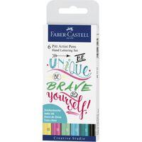 Faber Castell FC-267 116 Mark Marker Faber-Castell Pitt Artiste Pen..