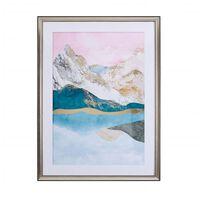 Tableau décoratif multicolore 60 x 80 cm ENEWARI