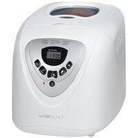 Machine à pain automatique Clatronic BBA 3505 - Blanc/Argenté