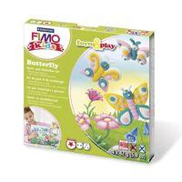 Kit Pâte Fimo Kids Papillon 8034.10 ly - Fimo