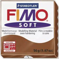 Pâte Fimo 57 g Soft Caramel 8020.7 - Fimo