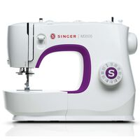 Singer Machine à coudre M3505 75 W Blanc et violet