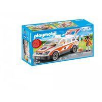 70050 Playmobil Voiture et ambulancier