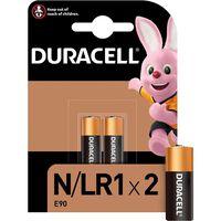 Pile Alcaline Duracell 'n' 1,5 V - 2 Pcs