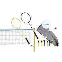 Volley-ball et badmintonset