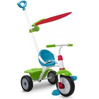 SmarTrike Tricycle Fun Plus bleu vert rouge rose