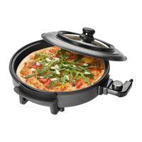 Cuiseur-poêle à pizza Clatronic 36cm PP 3402