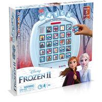 Winning Moves Match le jeu des cubes fous - La reine des neiges 2