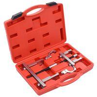 vidaXL Kit d'extracteur de poulie