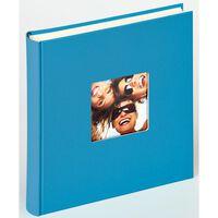 Walther Design Album photo Fun 30x30 cm Bleu océan 100 pages