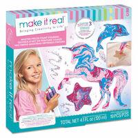 make it real Ensemble de peinture pour enfants
