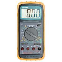 VOREL Multimètre numérique avec mesure de la température