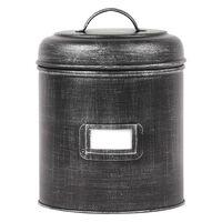 LABEL51 Boîte 21x21x29 cm XXL Noir antique