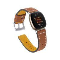 Bracelet Fitbit Versa 3 Marron