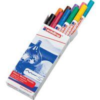 edding Marqueurs à peinture brillante 10 pcs Multicolore 751