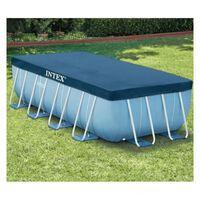 Bâche 3x2m pour piscine tubulaire rectangulaire Intex