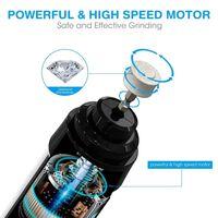 Clip de vitesse électrique à 2 vitesses - rechargeable