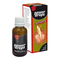 Power Ginseng Drops - Hommes 30 ml