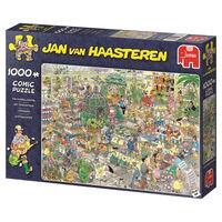 Jan van Haasteren The Garden Centre (1000 Pces)