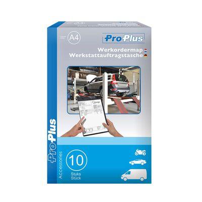 Porte-document A4 pour commande de réparation 10 pcs noir ProPlus