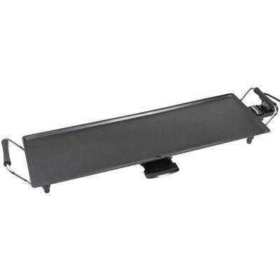 Bestron Grill de table Plancha XL 1800 W 70 x 23 cm ABP603