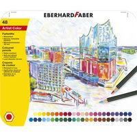 Eberhard Faber EF-516 148 Titulaire crayons métal A 48 pcs