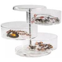 Compactor Coffret range-bijoux pivotant