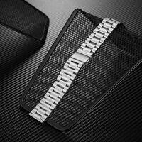 Bracelet Samsung Galaxy Watch 42mm, Gear Sport, Gear S2 - argent