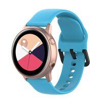 Bracelet pour Samsung Galaxy Watch 42 mm - bleu clair (S)