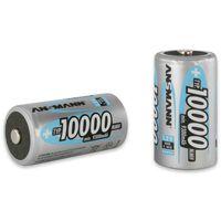 Ansmann Piles rechargeables Mono D HR20 2 pcs 10000 mAh 5030642