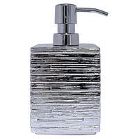 RIDDER Distributeur de savon Brick Argenté