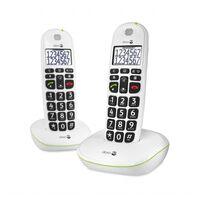 TELEPHONE SANS FIL DORO PHONEEASY 110 DUO WHITE