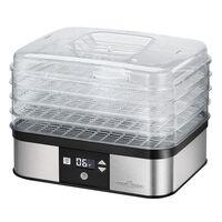 ProfiCook Déshydrateur d'aliments PC-DR 1116 350 W Argenté
