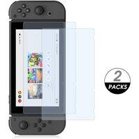 Pack de 2 protecteurs d'écran pour Nintendo Switch (2017)