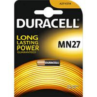 Pile Duracell Alcaline MN27