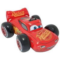 Intex Flotteur gonflable Cars Rouge 84x109x41 cm