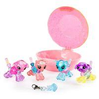 Twisty Petz bébés avec clés et boîte 4 pièces mixtes